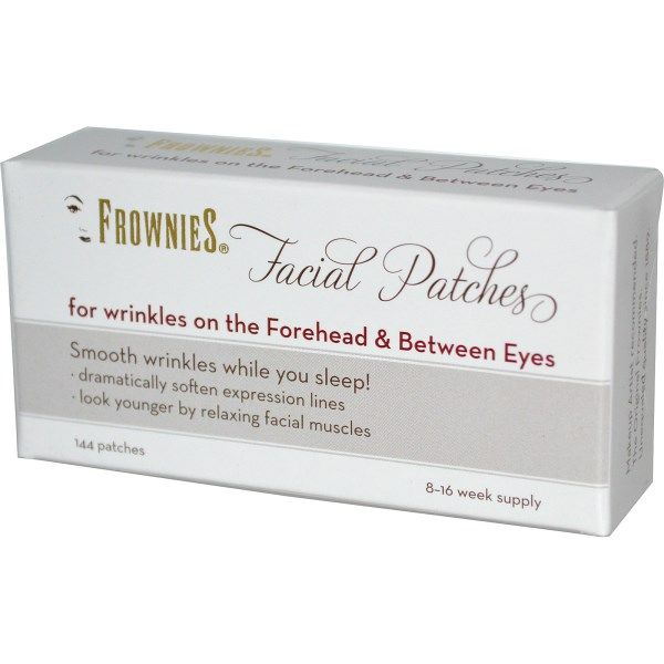 Frownies, Facial Patches, For Foreheads