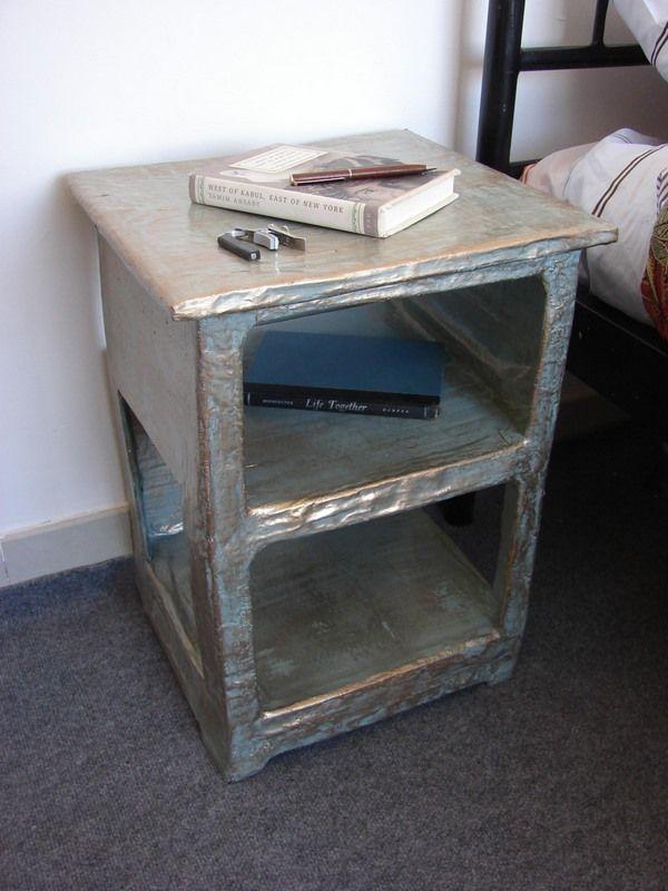 Papier Mache Furniture Cardboard Crafts Paper Mache Cardboard Furniture