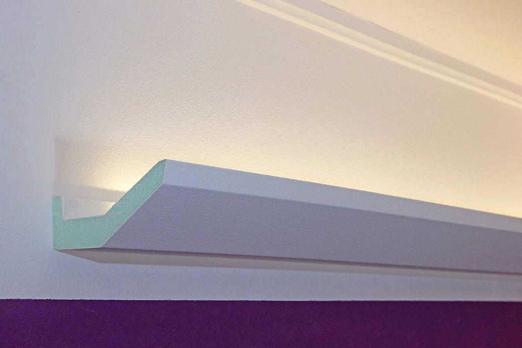 stuckleisten f r indirekte led beleuchtung dbml 70 pr schlafzimmer pinterest. Black Bedroom Furniture Sets. Home Design Ideas
