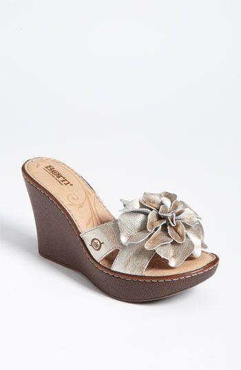 Born comfy shoes!