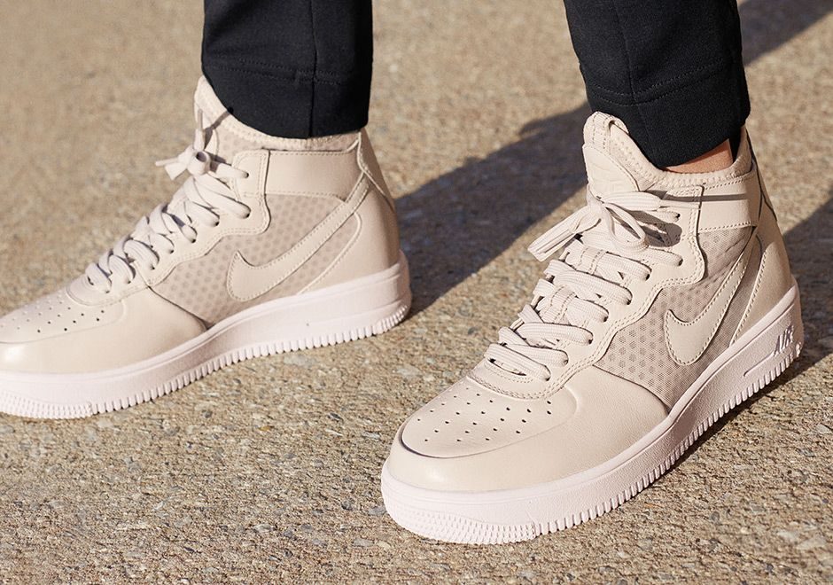 #sneakers #news Nike To Release The Lightweight Ultra Force 1 Mid In Early  January