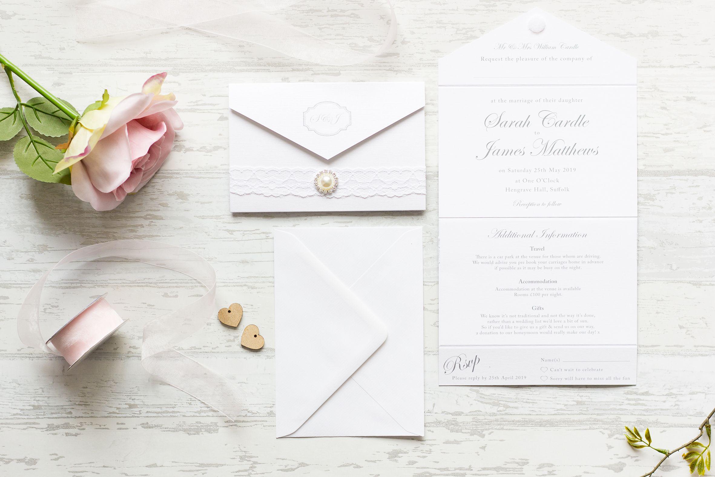 Wedding Invitation Rustic Invitation Lace Wedding Etsy Wedding Invitations Wedding Invitations Rustic Vintage Invitations