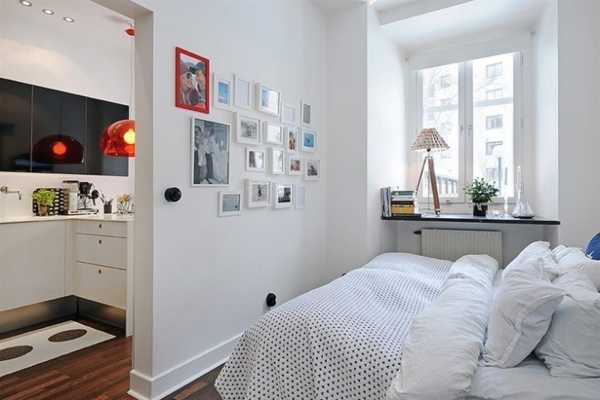 22 Space Saving Bedroom Ideas To Maximize Space In Small Rooms Small Bedroom Decor Small White Bedrooms Small Apartment Bedrooms