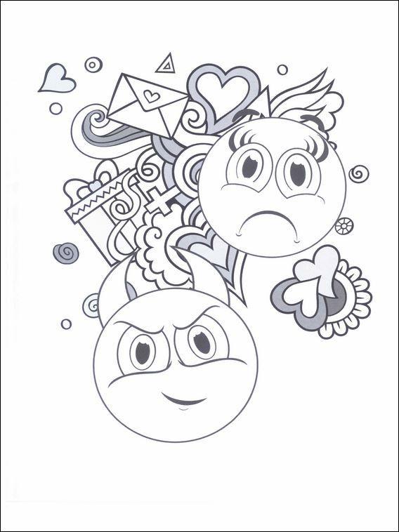 Emojis Emoticons 3 Ausmalbilder Fur Kinder Malvorlagen Zum Ausdrucken Und Ausmalen Kostenlose Erwachsenen Malvorlagen Wenn Du Mal Buch Ausmalbilder