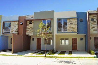 Pintura para exteriores de casas 2014 buscar con google - Pinturas de casas modernas ...