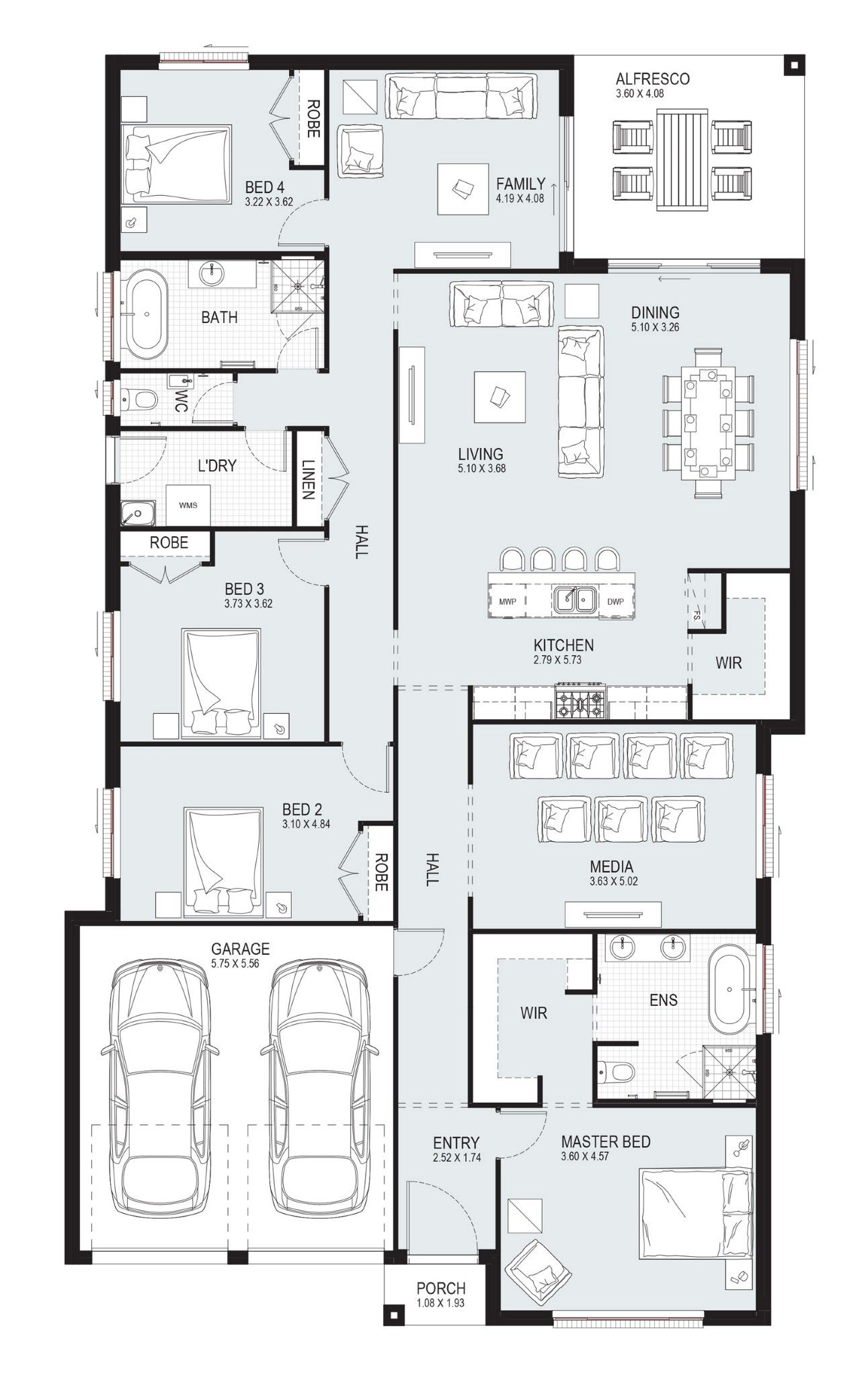 Pin By Owen Clarke On House Plans Home Design Floor Plans