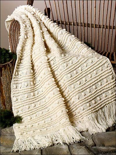 Simple Classy And Subtle This Free Crochet Pattern For An Aran
