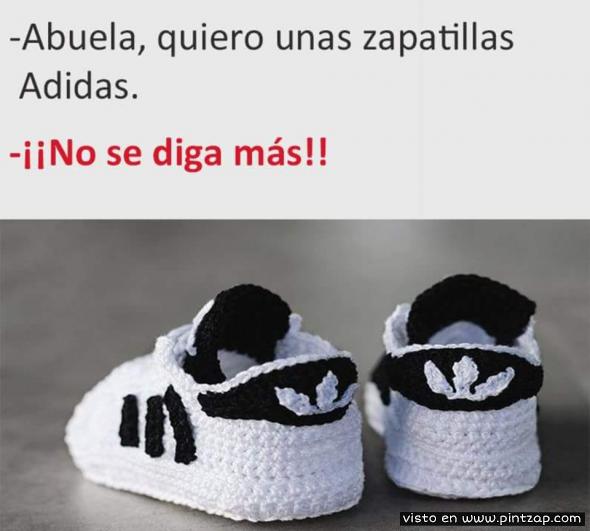 Abuela quiero unas zapatillas adidas (con imágenes) | Memes
