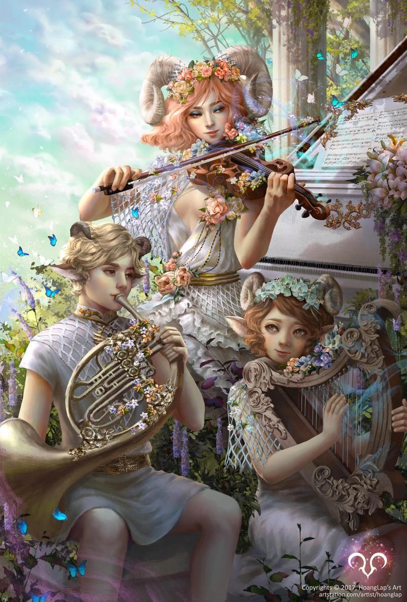 Serenade to Spring by hoanglap on DeviantArt in 2020 ...