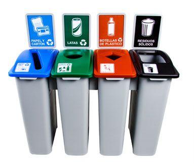 Waste Watcher Recycling Bins Busch Systems Usa Recycling Bins Recycling Bins