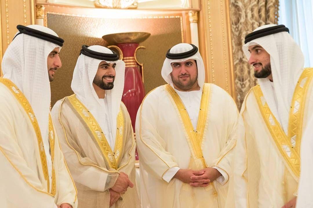 Mohammed bin Maktoum bin Rashid Al Maktoum, Mansoor bin