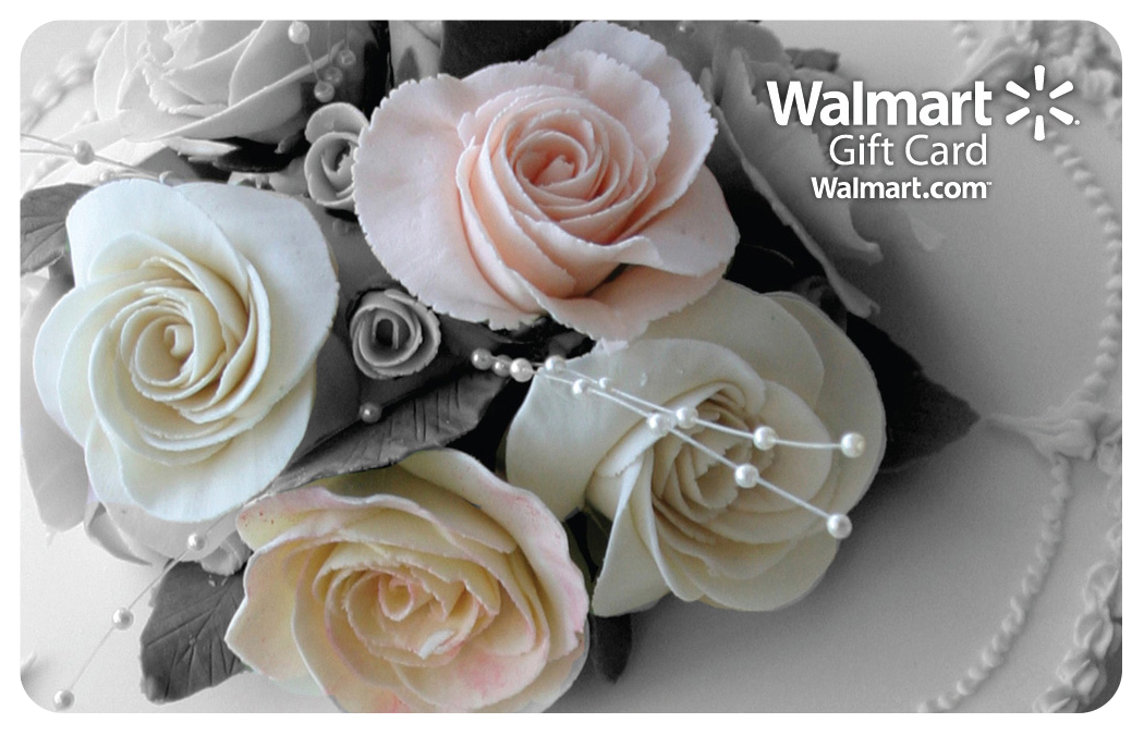 It S Official We Just Registered On Walmart Com Take A Look Walmart Gift Cards Rose Wedding Gift Card
