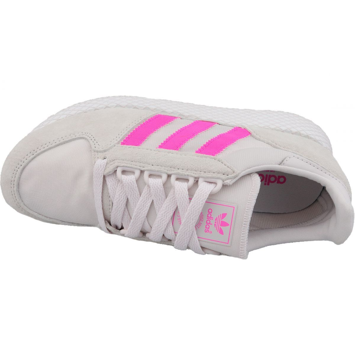 Buty Adidas Forest Grove W Ee5847 Biale Adidas Shoes Women Sports Footwear Shoes