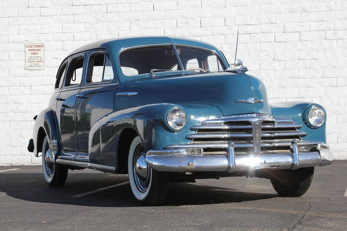 1947 Chevrolet Fleetmaster | cool old chevys | Pinterest ...