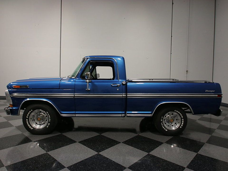 1972 Ford F100 for sale near Lithia Springs, Georgia 30122 - Autotrader Classics