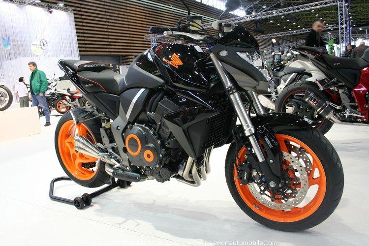 Honda CB 1000 R 2009 ABS Hot bikes
