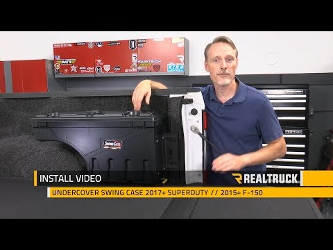 Waterproof Truck Bed Storage Undercover Truck Bed