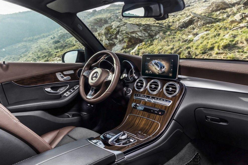 2019 Mercedes Benz Glc More Then Luxury Suv