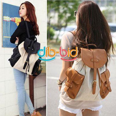 $18.99Multi Travel Canvas Buckle Backpack Tote Shoulder Handbags Book Schoolbag Climb   eBay