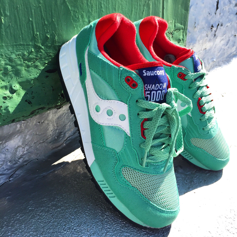 sports shoes cd8f6 eea5d Saucony Shadow 5000 Minty Fresh Cavity Pack Men US 7 | Women ...