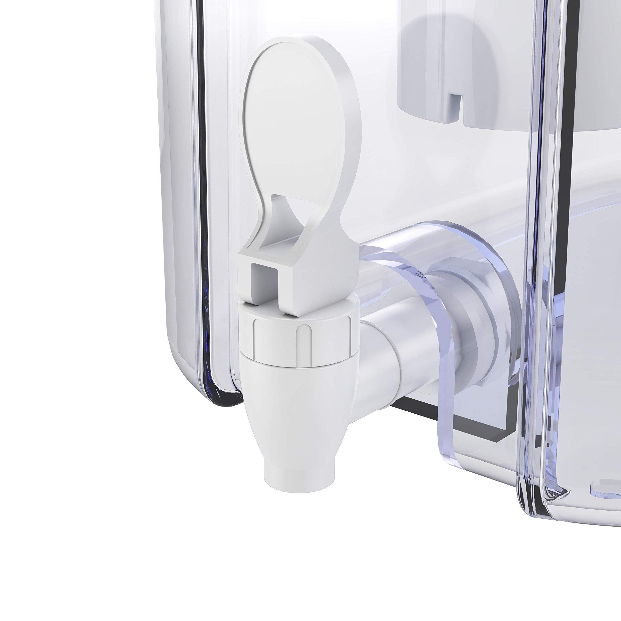 Ph Recharge Alkaline Water Filter A Countertop Water Filter