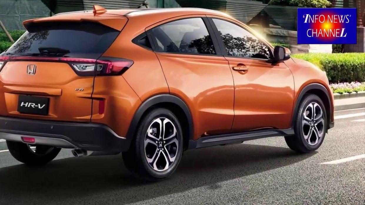 2021 Honda Hr V Price In India
