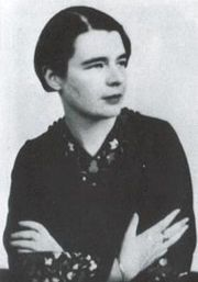 La joven Marguerite Yourcenar