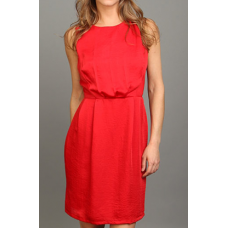 $33.00. A perfect appearance dress! Modest and GORGEOUS color!! Would be great paired with a belt.