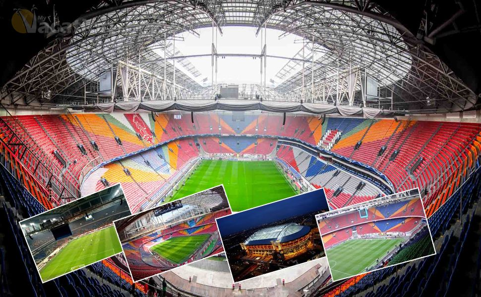 Ajax Amsterdam and its Stadiums