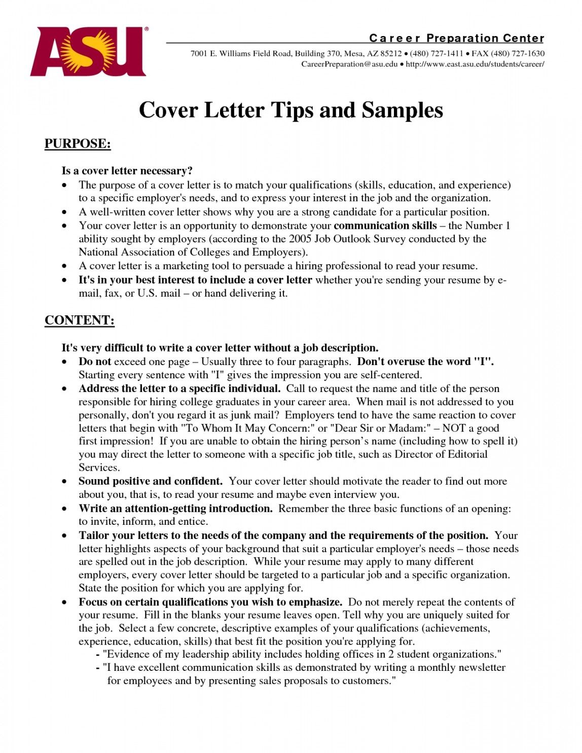 25 Cover Letter Template Google Docs 2018