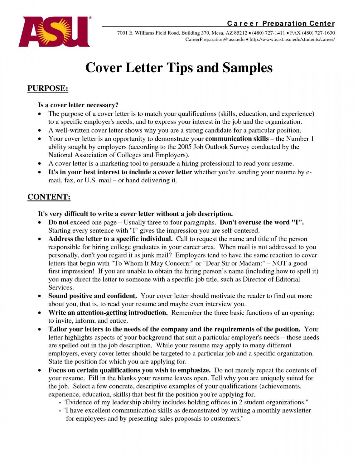 25 Cover Letter Template Google Docs