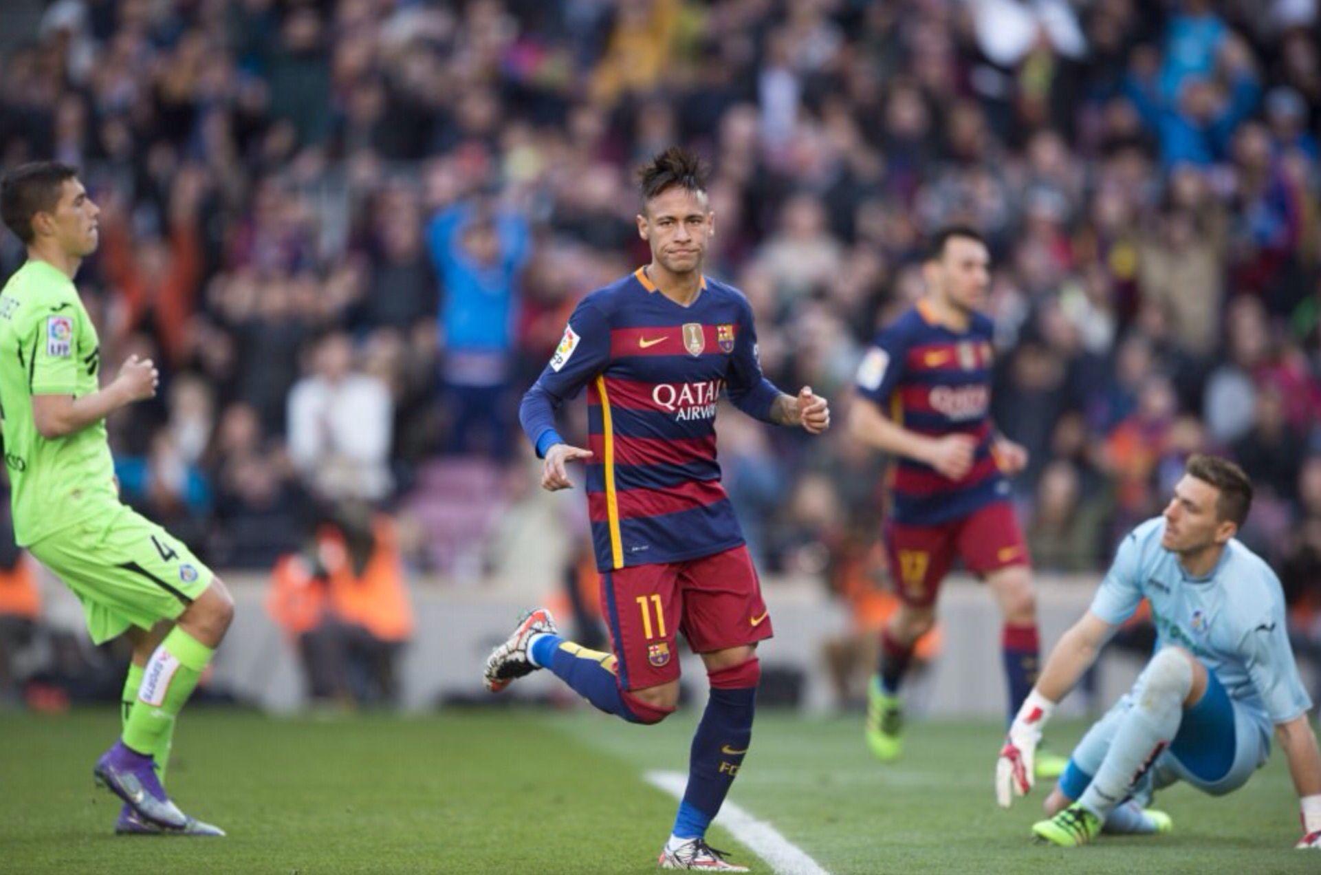 Neymar Vs Getafe Neymar Vs Neymar Neymar Jr