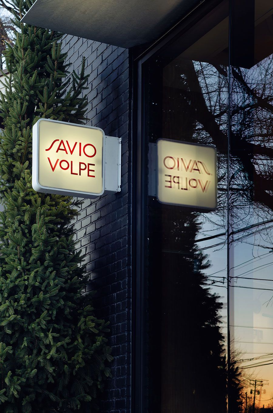 Savio Volpe: The Wise Fox's Osteria in Vancouver by Studio