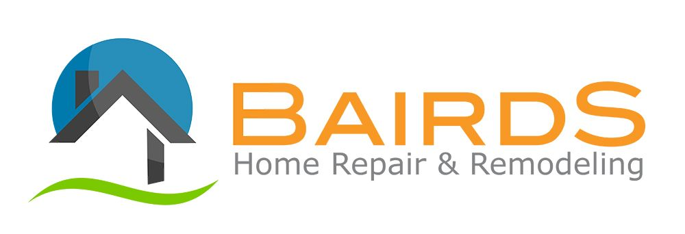 Bairds Repair And Remodeling Logo By Rimshot Creative Logos