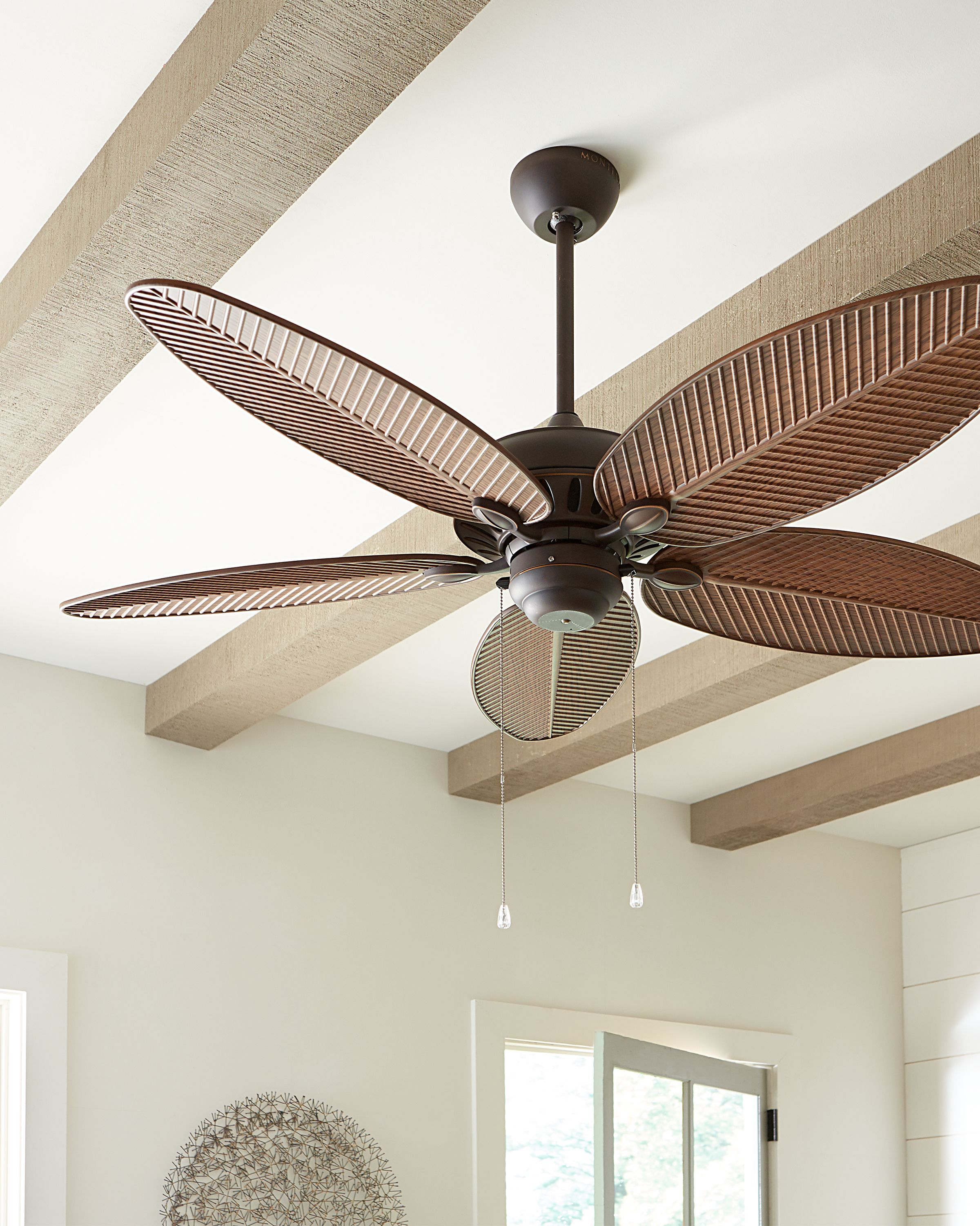 Pin By Everlights On Home Beach Outdoor Ceiling Fans Tropical Ceiling Fans Outdoor Ceiling Fans Modern