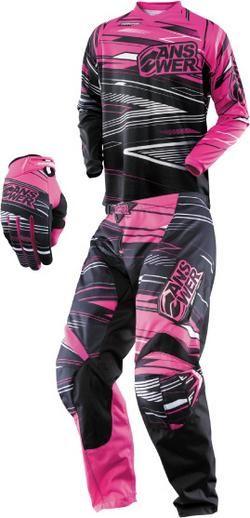 Pink Dirtbike Gear -2013 WMX Syncron Jersey ac23e103f