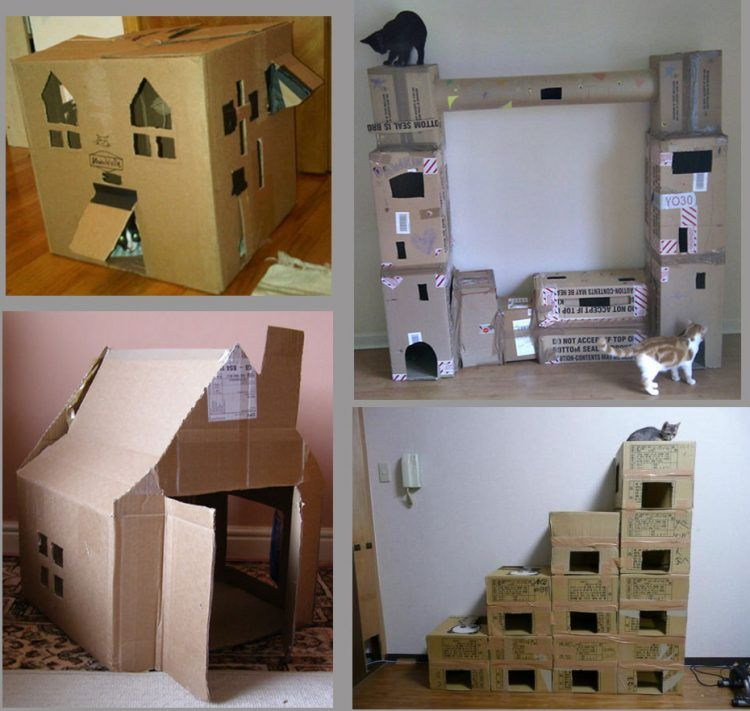 Some Outstanding Diy Cat Condo Ideas For Cooler Results Cat