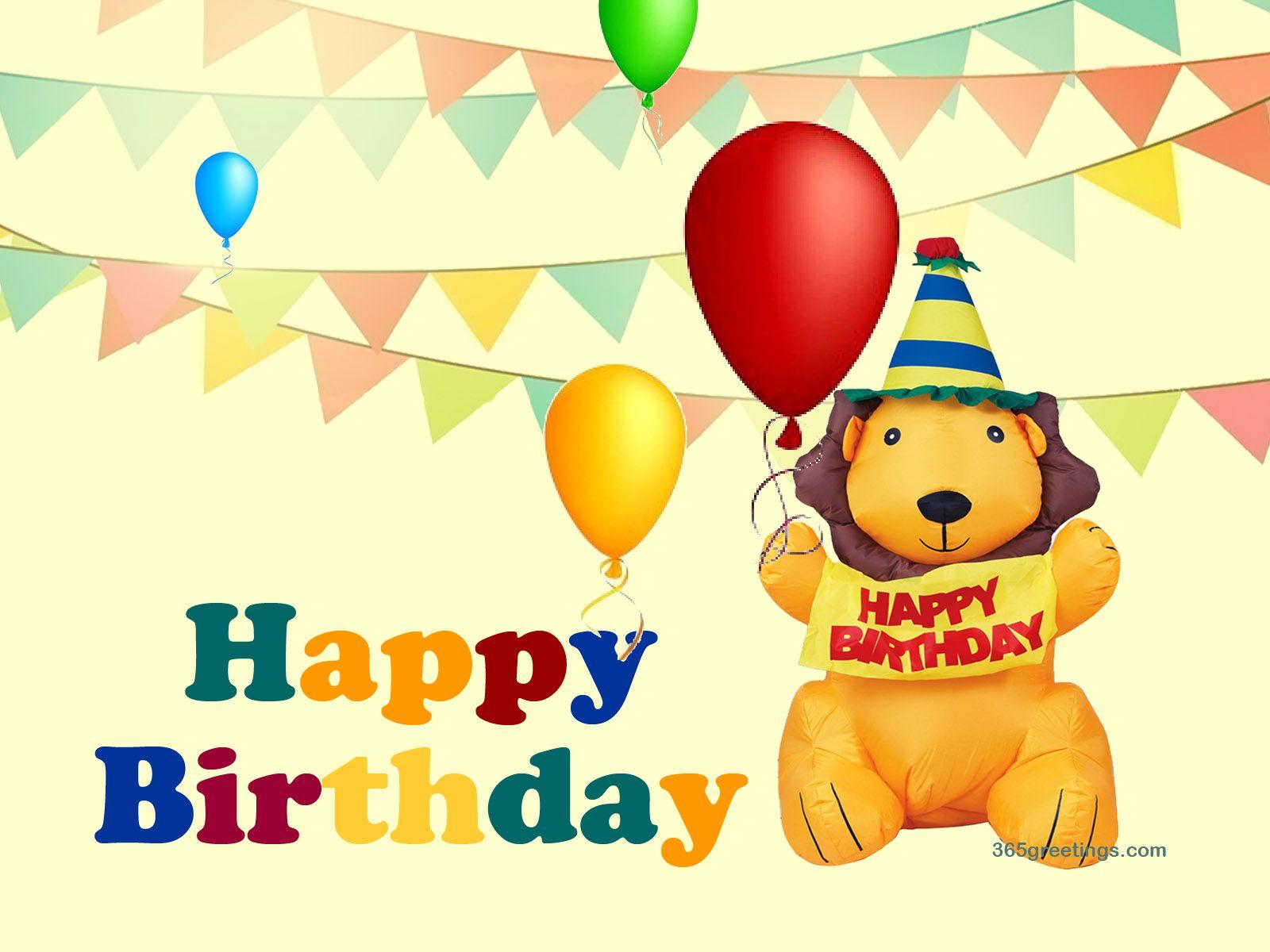 Birthday Banner Happy Birthday Pinterest