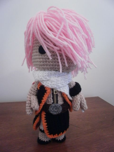 Sackboy Natsu of Fairy Tail by Sackboyncostume.deviantart.com on ...