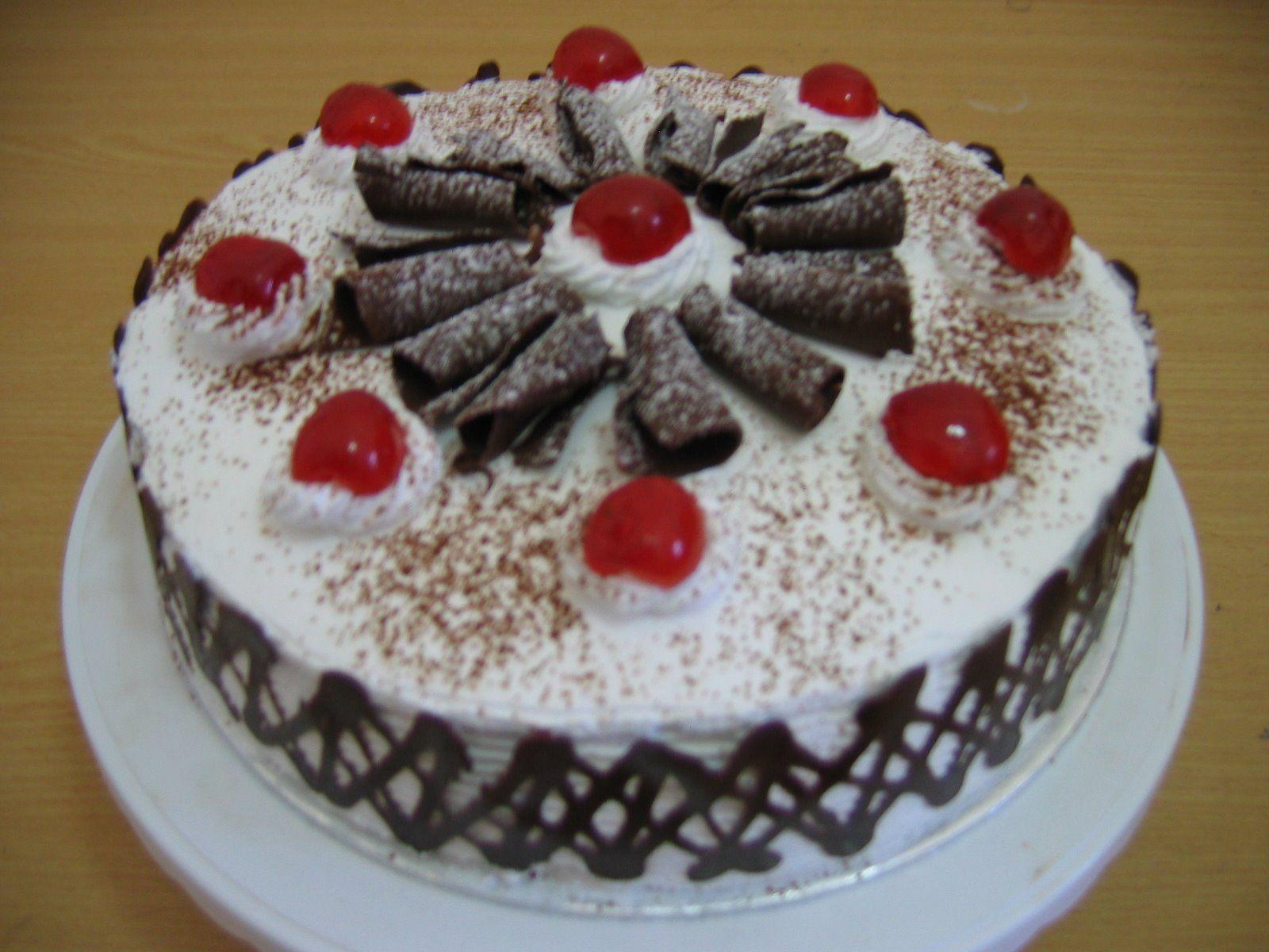Resep Membuat Kue Tart Ulang Tahun Black Forest Sendiri Dan Mudah Kue Tart Kue Resep Kue