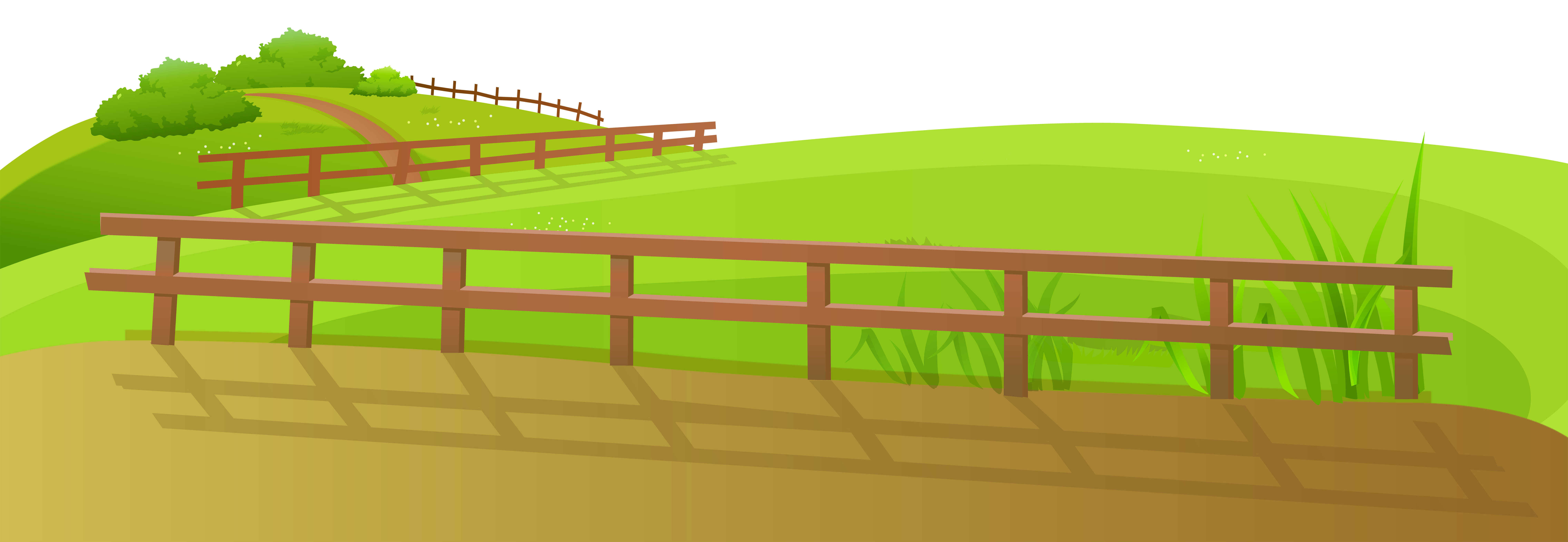 Grass Ground With Fence Png Clip Art Image Gallery Yopriceville High Quality Images And Transparent Png Free Clipart Art Images Clip Art Free Clip Art