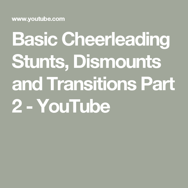 Basic Cheerleading stunts liberty #cheerleadingstunting Basic Cheerleading stunts liberty #cheerleadingstunting