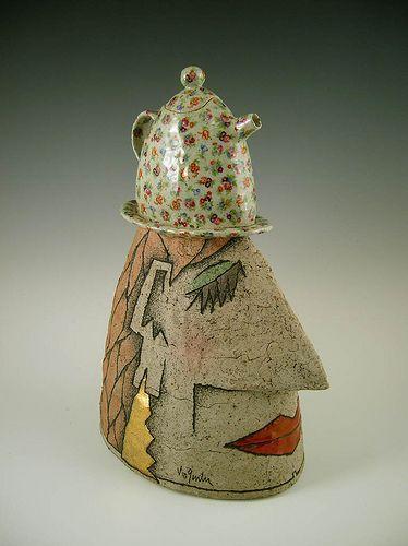 Rimas VisGirda, 2000, Cups and a Hat