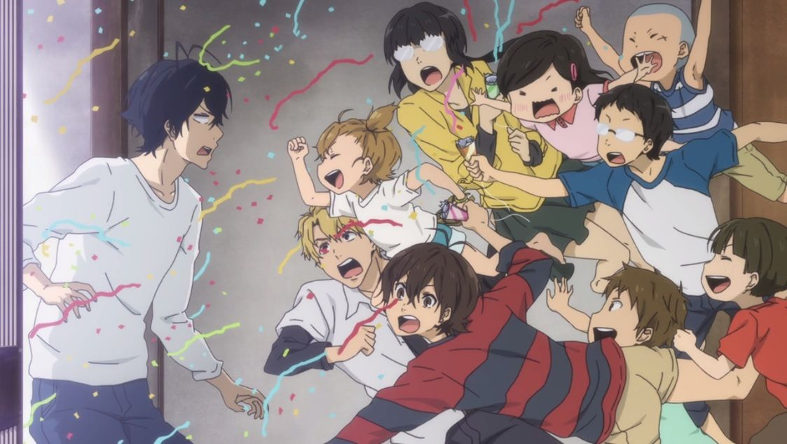 Summer 2014 Anime Wrap Up Barakamon, Anime, Slice of