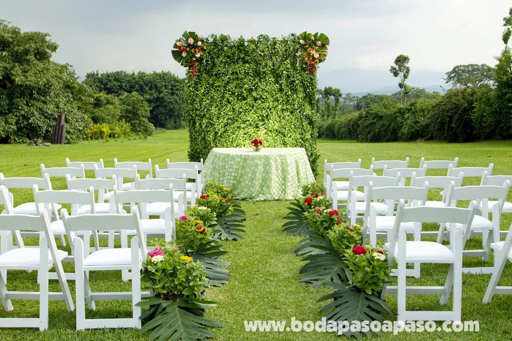 El encanto del ambiente proporciona el escenario perfecto for Decoracion de jardines para fiestas
