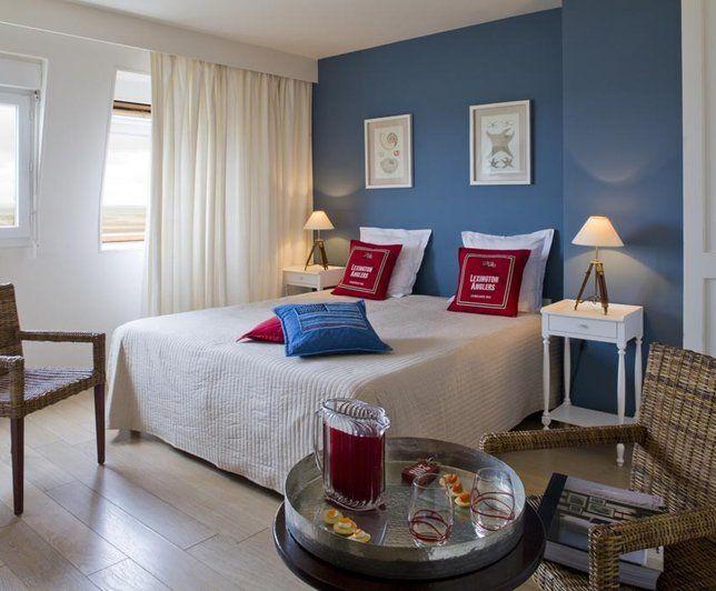 Photos déco : idées décoration de chambre bleue | Deco chambre ...