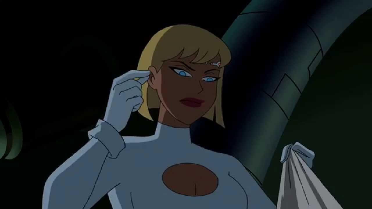Supergirl Confronts Galatea - Part 2 · Galatea DcJustice League ...