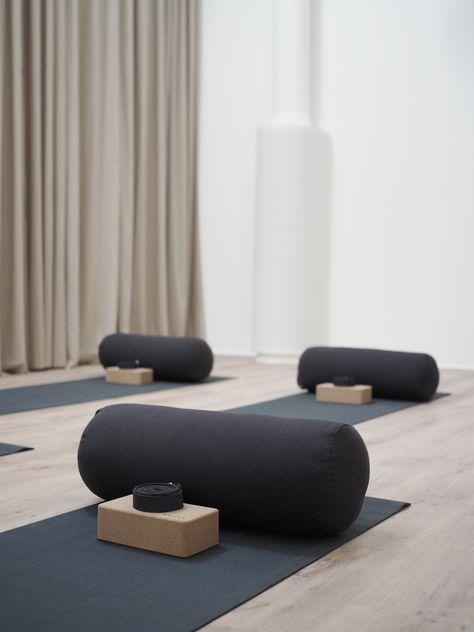 Dwell Space Yoga - a aesthetic yoga studio images