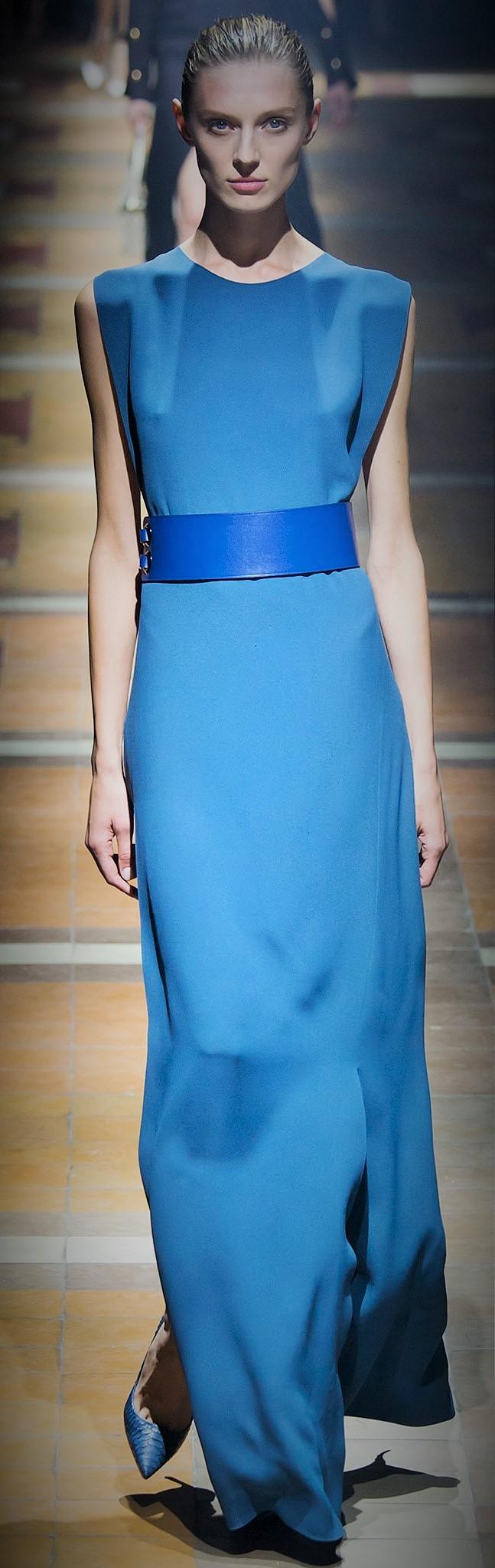 Lanvin at Paris Fashion Week Spring 2015.  V