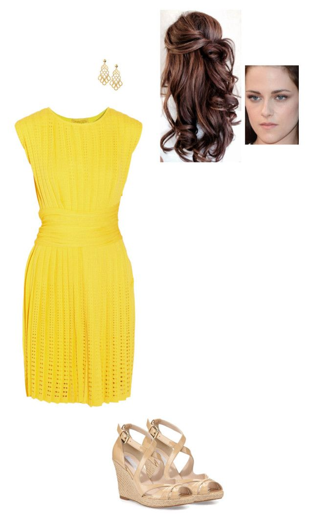 """Sem título #6722"" by gracebeckett ❤ liked on Polyvore featuring Giambattista Valli, L.K.Bennett and Tory Burch"